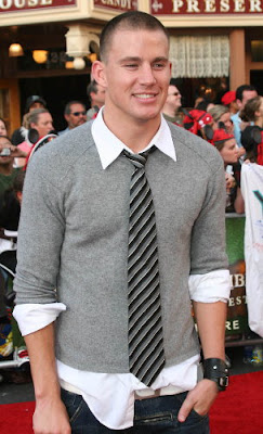 Channing Tatum actor de cine