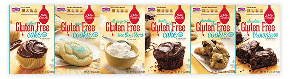 Betty Crocker Gluten-Free Product