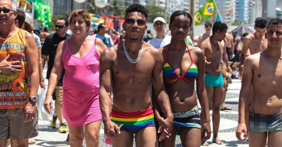 Rio gay pride 2009