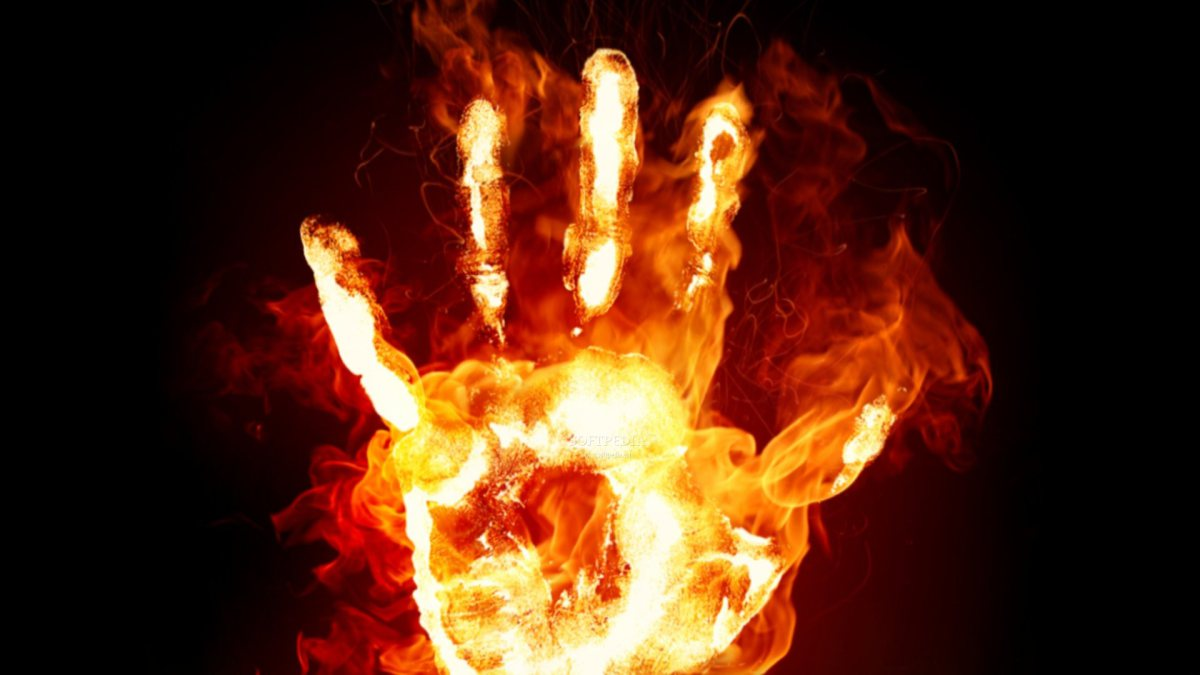 If You Throw Us In The Fire God We Serve Can Rescue From Your Roaring Furnace And Anything