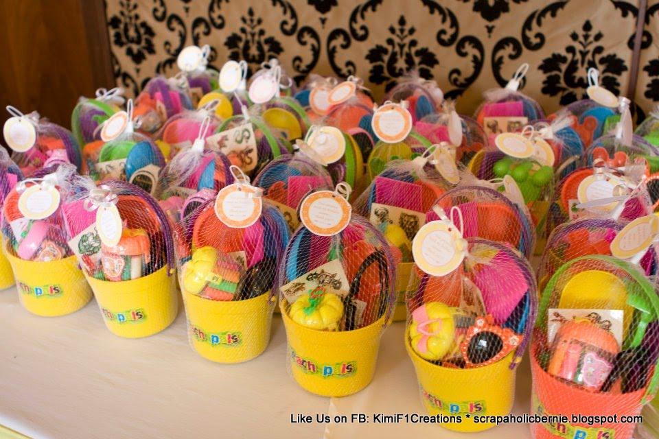 Debut giveaways manila