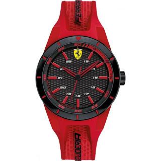 Scuderia Ferrari Red Rev Unixex 0840005