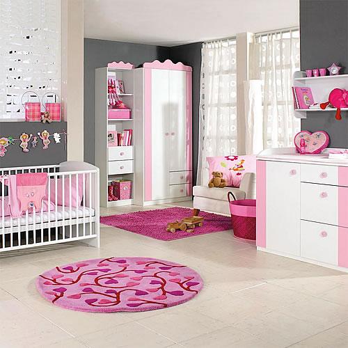 Design Chambre Bébé Fille - Bébé Et Décoration - Chambre Bébé
