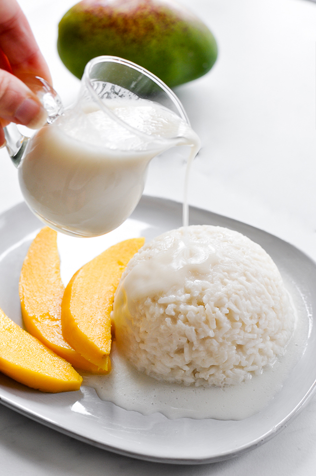 Mango Sticky Rice 2 | Thailand Recipes