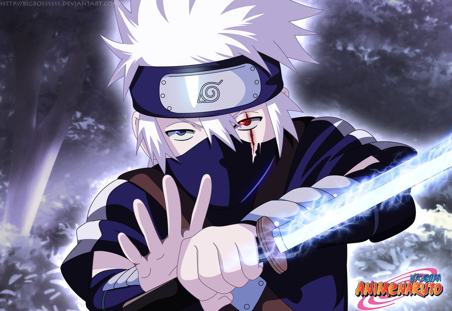 Kakashi Wallpaper 15 With 900 x 620 Resolution ( 124kB )