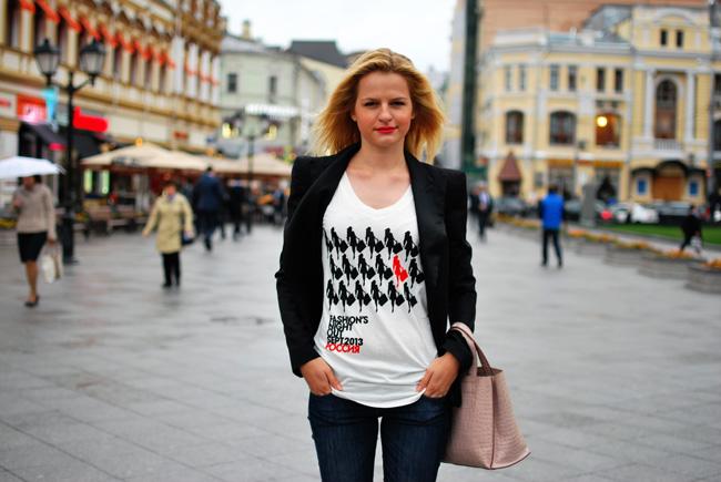 Ирина Павлова модный блоггер россия