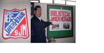"BIBILIOTECA ""JAVIER HERAUD"""