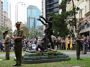 With the coming of the Second World War, Anzac Day became a day on which to . (anzac)