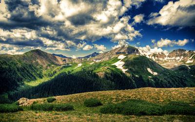 La belleza de la naturaleza en el Parque Nacional - Nature landscape