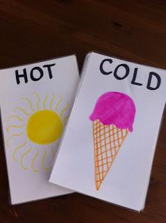preschool opposites theme oc and cold preschool opposite 795