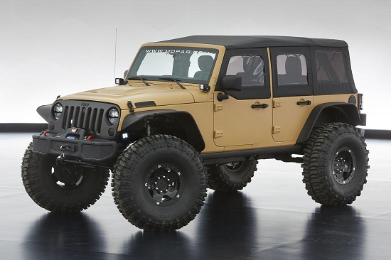 Wrangler Sand Trooper II