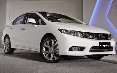 Novo Honda Civic 2015  Preço Consumo Ficha técnica