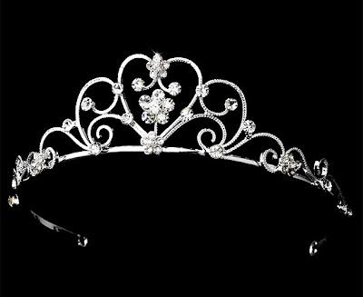 Petite+Rhinestone+Flower+Girl+Crown