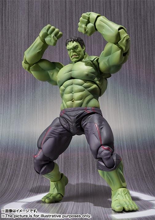 the avengers hulk figure