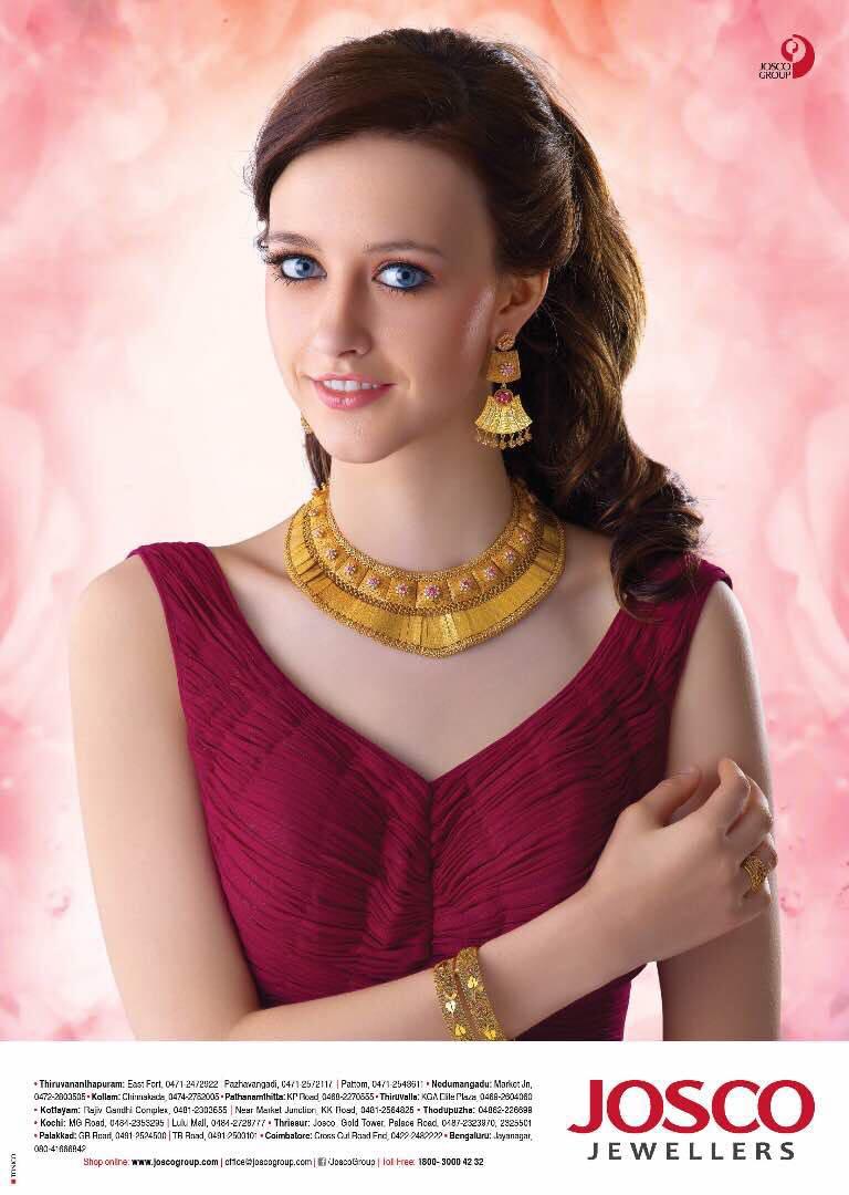 Josco Jewellers East Fort Trivandrum - Thiruvananthapuram Business Josco fashion jewellers trivandrum