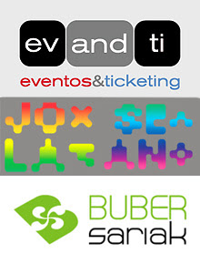 Ticketbis, Eventbis, consejos de seguridad informática, Jolasean, ganadores Premios Buber