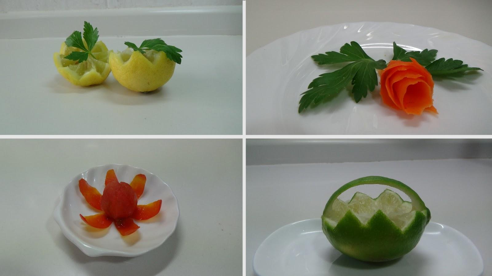 Hispacocina decoraciones de platos de canap s for Decoracion de canapes