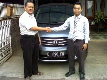 Sales Mobil Honda Bandung