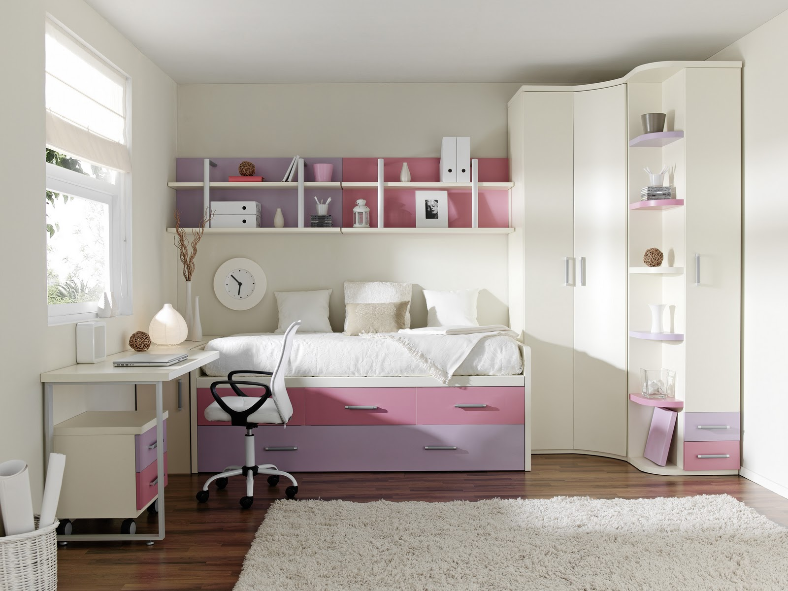Bianchi muebles for Muebles para dormitorios pequenos juveniles