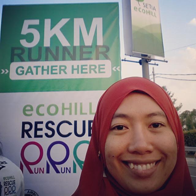 LARIAN RAYA ECOHILL RESCUE RUN 2015, leamustafa.com, larian, myraceonline.com, larian, running malaysia,