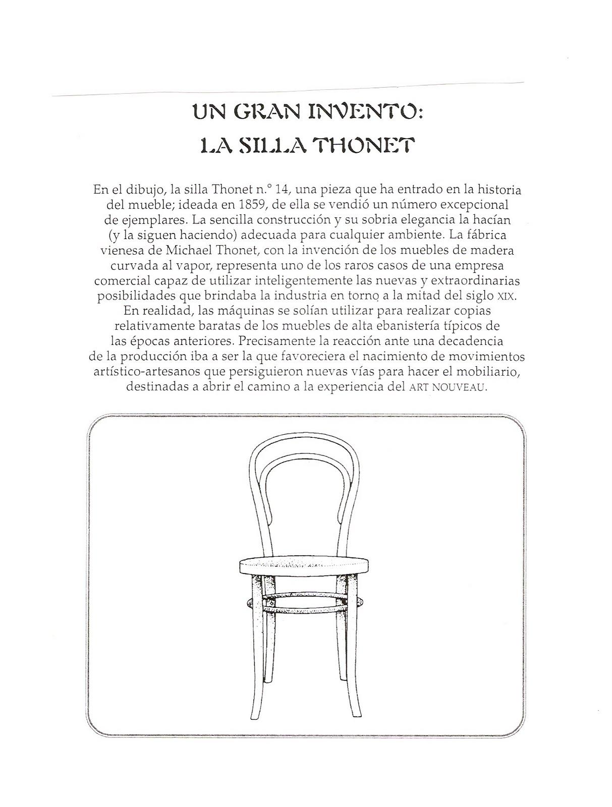Historia del mueble te lo decoro todo for Historia del mueble pdf