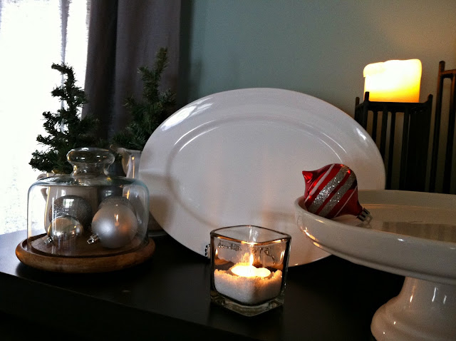 Dollarama Cake Decoration : It s Our Pinteresting Life : A Little Bit of Christmas