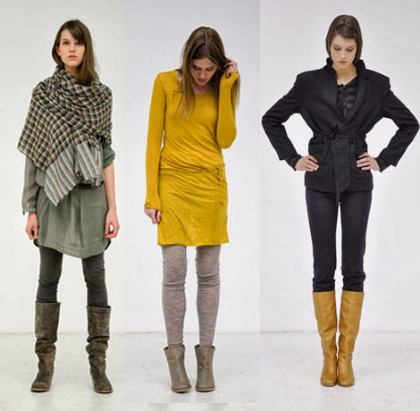 Women and Girls Winter Fashion
