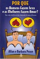livro homens sexo mulheres amor