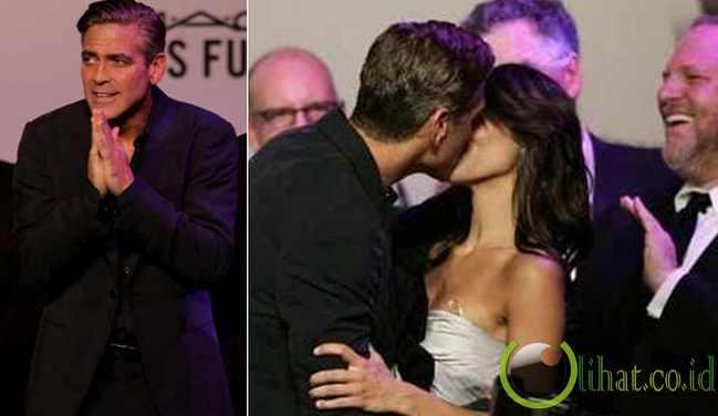 George Clooney - Rp 3,641,600,000