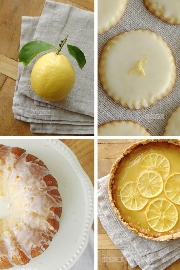 favorite lemon desserts