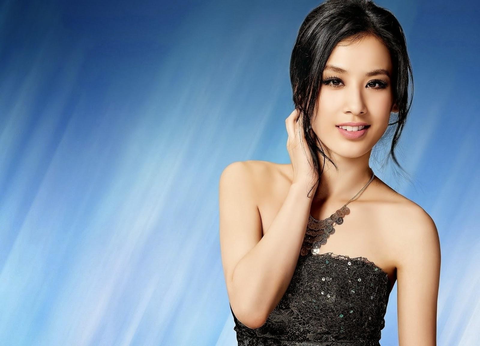 Chinese actress Qin Lan