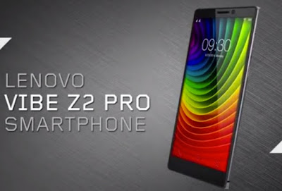 Lenovo Vibe Z2 Pro HP Android Tercanggih Di Indonesia