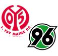 FSV Mainz 05 - Hannover 96