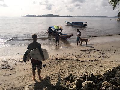 Típica Manha em Mentawai