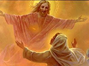 JESÚS MISERICORDIOSO ME ACOGE CON LOS BRAZOS ABIERTOS