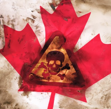 Toxic k-k-Canada.