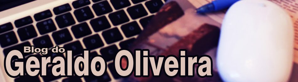 Blog do Geraldo Oliveira
