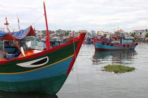 Sa Kỳ port (21km from Quảng Ngãi city)