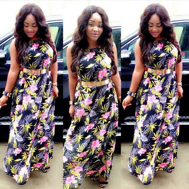 Actress Mercy Aigbe Looking Good Dezango