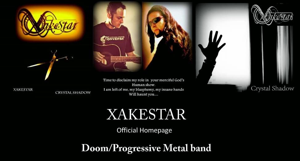 Xakestar (Doom Metal/Progressive Metal band)