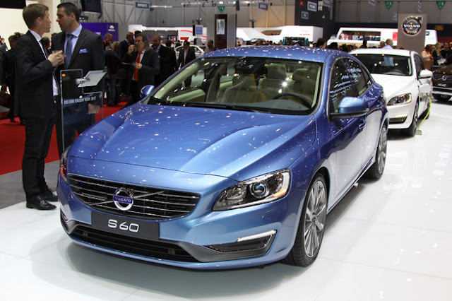 новый Volvo s60 2014