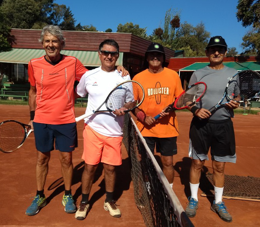 ITF SENIORS G3 VIÑA DEL MAR - CHILE -LLEGAN LAS FINALES
