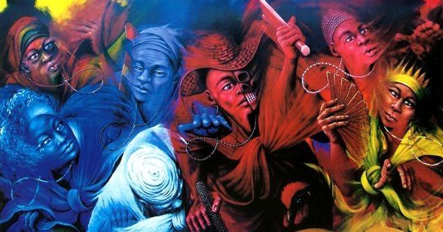 El Mundo de la Santeria: La Historia del pueblo Yoruba
