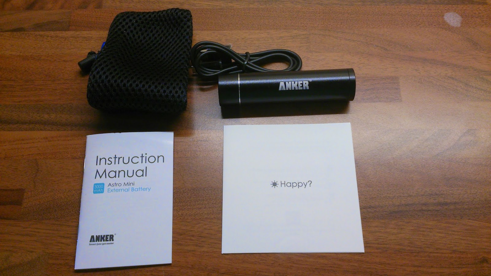 anker portable charger instructions