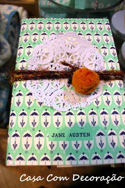 Maneiras criativas de embalar presentes