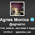 Tembus 7 Juta Followers, Agnes Monica No.1 di Asia