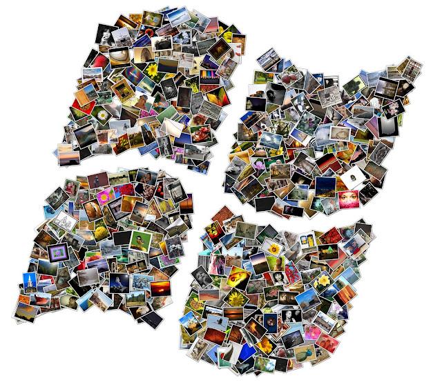 Collage Windows Logos