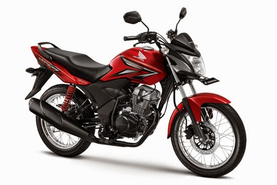 Honda Verza 150 SW sporty Red