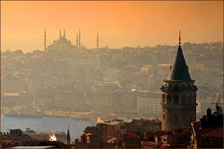 أهم الأماكن السياحية في اسطنبول مع الصور galata-kulesi-galata