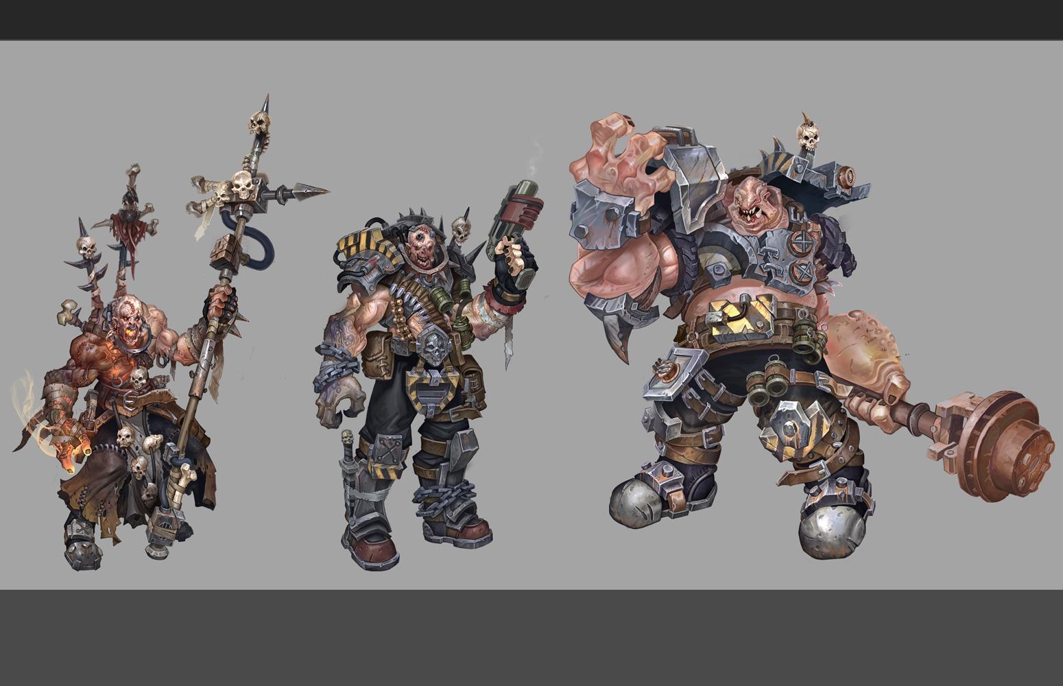 [E3] Eternal Crusade, un MMO Warhammer 40K - Page 3 12